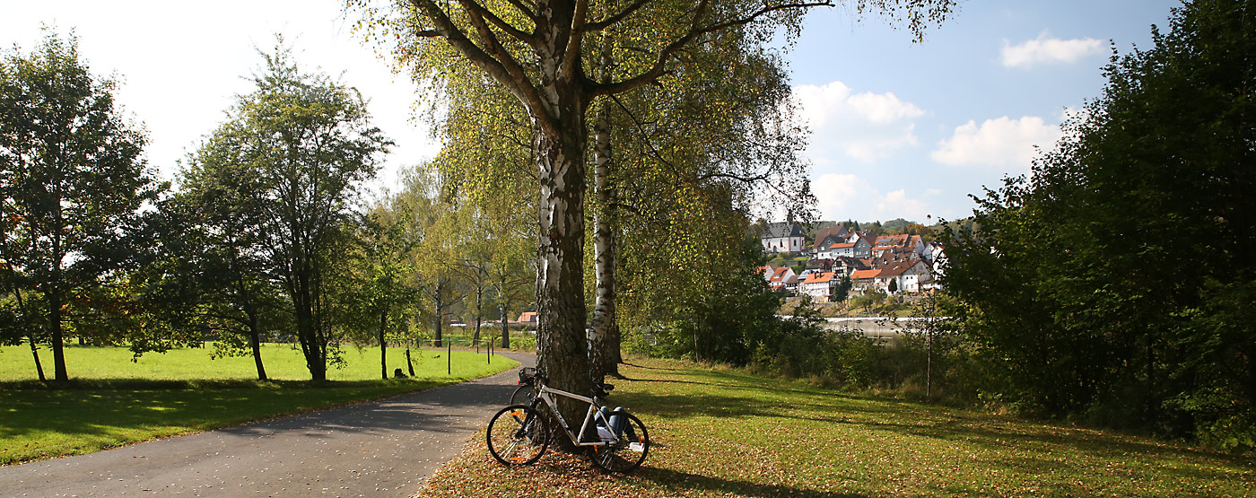 Radwandern Hessen